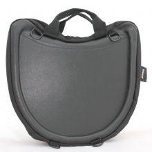Front View of the Trabasack Curve lap desk bag