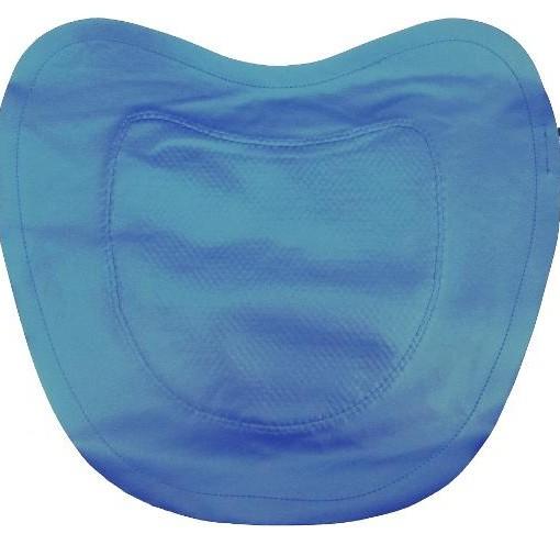Trabasack blue non-slip PVC mat
