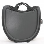 Front View of the Trabasack Curve lap desk bag