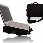 Trabasack Mini with laptop