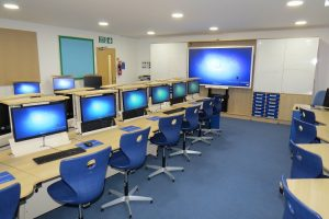 An ICT suite