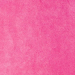 Image is a close-up photo of a swatch of fuchsia pink fleece fabric used for the Seenin fleece total wheelchair cover